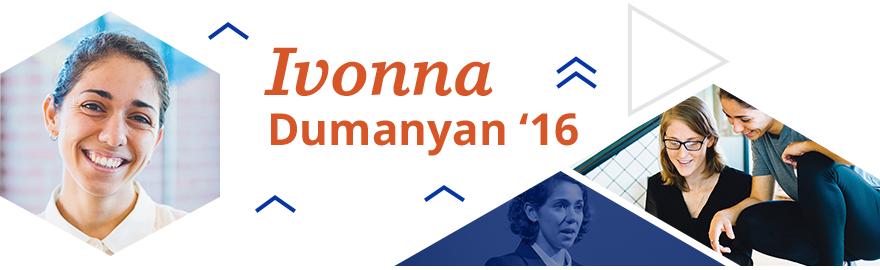 Ivonna Dumanyan '16