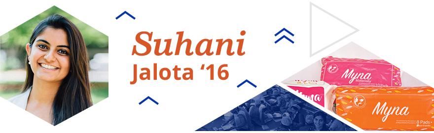 Suhani Jalota '16