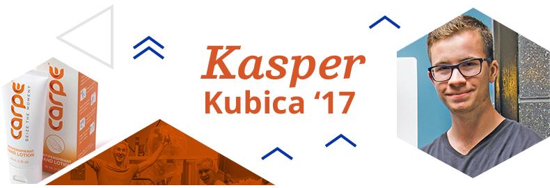 Kasper Kubica '17